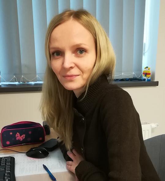 Psichologė Lina Daukantaitė